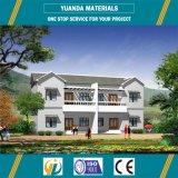 Camera modulare della villa personale prefabbricata della Camera Using il sistema di energia solare