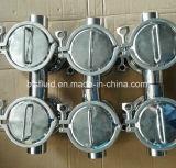 Aço inoxidável sanitárias filtro magnético