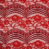 야드로 이색 분야 & 꽃 디자인 전면 포장 뜨개질을 하는 레이스