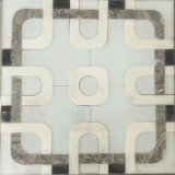 Mosaico di pietra del marmo delle mattonelle