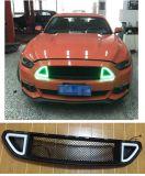 Lantsun F001 15-17 per la griglia Bumper della maglia del cappuccio anteriore della griglia del mustang DRL LED del Ford