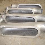 Плавильня литого алюминия алюминиевой отливки гипсолита