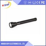 Peso al aire libre LED recargable Flashlighrt del estilo de la potencia de la luz de la amplia gama