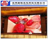 P6 todo color de interior Video Wall Pantalla LED 384mm * 192mm Módulo