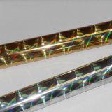 La transferencia de calor Hot Stamping lámina holográfica acerca de