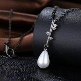 Joyería de las mujeres de la manera del collar de la perla de Natura nueva