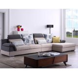 新しいデザインホーム家具現代ファブリックソファー(FB1145)