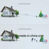 Для использования вне помещений Рождество водонепроницаемый пейзаж лазера