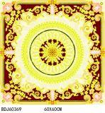 Azulejo esmaltado de oro hermoso del rompecabezas con 1600X1600m m (BDJ60369)