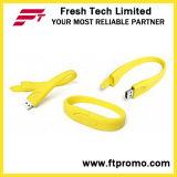 Привод вспышки USB Wristband кремния (D191)