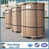 1100, 3003, 1045, алюминиевая катушка 8011 для штока Semi твердого контейнера