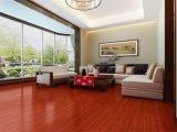 Plancher en bois conçu pour la salle de séjour