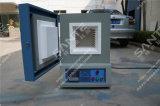forno a muffola a temperatura elevata dell'alloggiamento 1200c per la strumentazione di laboratorio