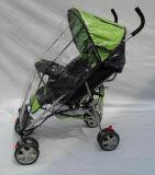 Bequemer Baby-Regenschirm-Spaziergänger mit Moskito-Netz (CA-BB262)