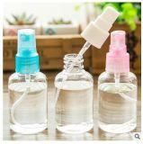 明確な詰め替え式の香水の噴霧器のプラスチック小型スプレーの空のびん