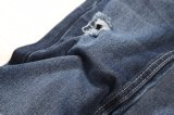 70%Cotton 30%Polyester 12.1oz 능직물 데님 직물