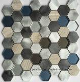 Горячее сбывание Рук-Отрезало мозаику алюминия искусствоа стены