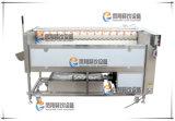 Máquina pulidora que se lava de la patata vegetal del aerosol de la alta presión de Px- 1500