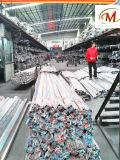 Especificaciones distintas del tubo y tubo de acero inoxidable 201