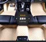 Citroen C5 2012년을%s Eco-Friendly XPE 가죽 5D 차 매트