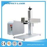Marcador a laser de fibra de parafuso para metal não metálico e metal