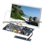 """8 """" AV VGAの入力が付いているタッチ画面LCDの産業モニタ"""