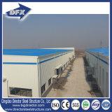 Almacén prefabricado/prefabricado de la estructura de acero comercial del bajo costo