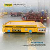 Véhicule de transfert d'entrepôt de wagons de transport de wagons électriques