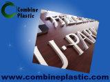 25mm PVC泡シートの広告材料