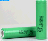 Protegida 100% auténtico ciclo de vida largo y Calidad Segura 18650 2200mAh Li-ion batería para Icr e-cigarrillo