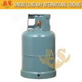 cylindre de gaz portatif de 12.5kg Yémen LPG, LPG faisant cuire le cylindre de gaz, faisant cuire la bouteille de gaz de cuisine