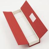 熱い販売のハンドメイドのボール紙の表示ブレスレットの宝石類のギフト用の箱(J10-D2)