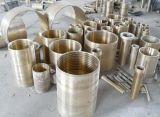 Usinagem CNC Wear-Resisting personalizado de alto calibre definido por desenhos