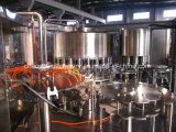 ミネラル飲料水の瓶詰工場200-2000mlのびん