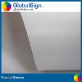 PVC 코드 물자, 용해력이 있는 인쇄를 위한 입히는 비닐 Frontlit