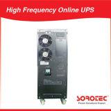 Sinewave 1k/10k/15k/20kVA를 가진 더 큰 LCD 온라인 UPS
