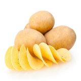 최신 판매 신선한 감자 칩 공정 라인