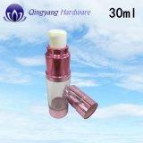 化粧品ポンプBottle&Sprayのびん15ml30ml50ml100mlのためのアルミニウム空気のないびん
