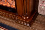 ホーム家具の彫刻ヨーロッパLEDはつける暖房の電気暖炉(318)を