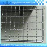 Maglia del barbecue dell'acciaio inossidabile con il rapporto dello SGS