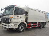 Foton 18cbm Compacte Vrachtwagen van het Afval van de Pers van het Huisvuil