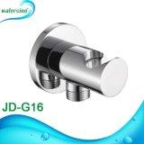 Quincaillerie sanitaire de haute qualité Ensemble de douche en laiton avec sortie d'eau
