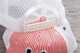 El sombrero colorido de la manera de las ventas calientes embroma la gorra de béisbol del algodón