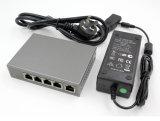 4 PortPoe Schalter für drahtloses AP, VoIP, IP-Kamera