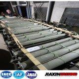 Stahltausendstel-Produkt-Strahlungs-Gefäße