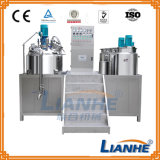 Crema de protección solar máquina mezcladora de vacío