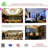 Neuer Entwurfs-hölzerne Gaststätte-Hotel-Schlafzimmer-Möbel