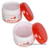 Retinol poner crema facial Botanicals orgánico Qiansoto del ácido hialurónico de la baya de Goji que blanquea la crema de cara