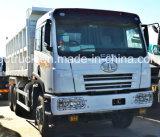 エチオピアのトラックの中国FAW 30の頑丈なダンプカートン371の6X4かダンプトラック