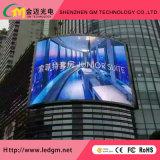 Visualización de LED a todo color al aire libre P8 de la calidad estupenda con la pantalla publicitaria visual de Digitaces Steet LED